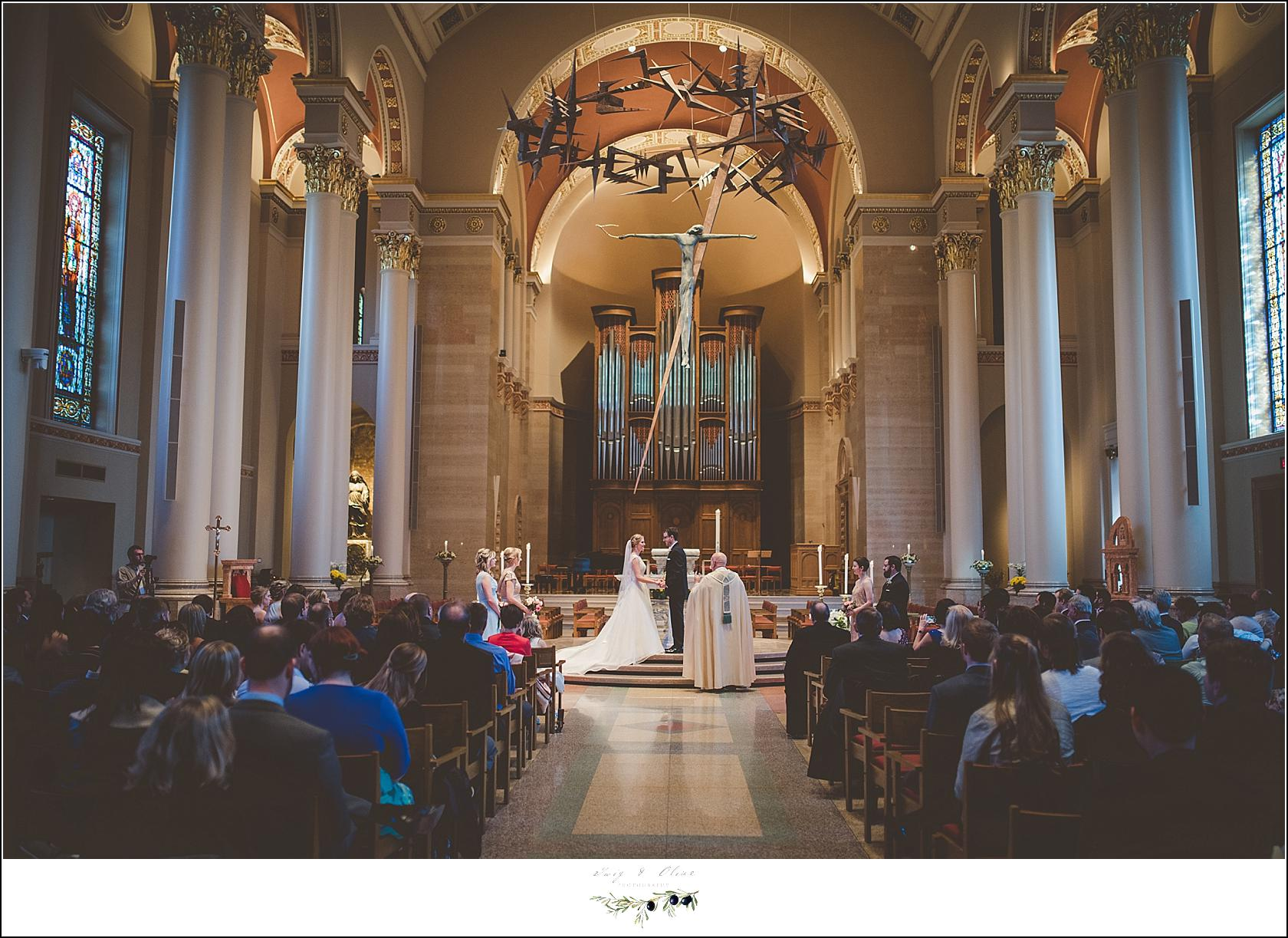 church wedding in milwaukee wi