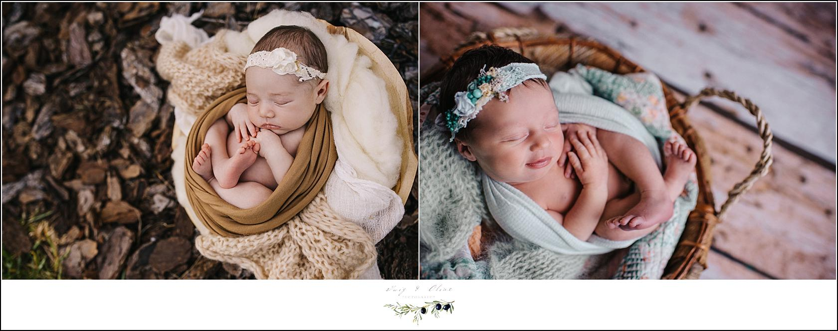 Babies in headbands