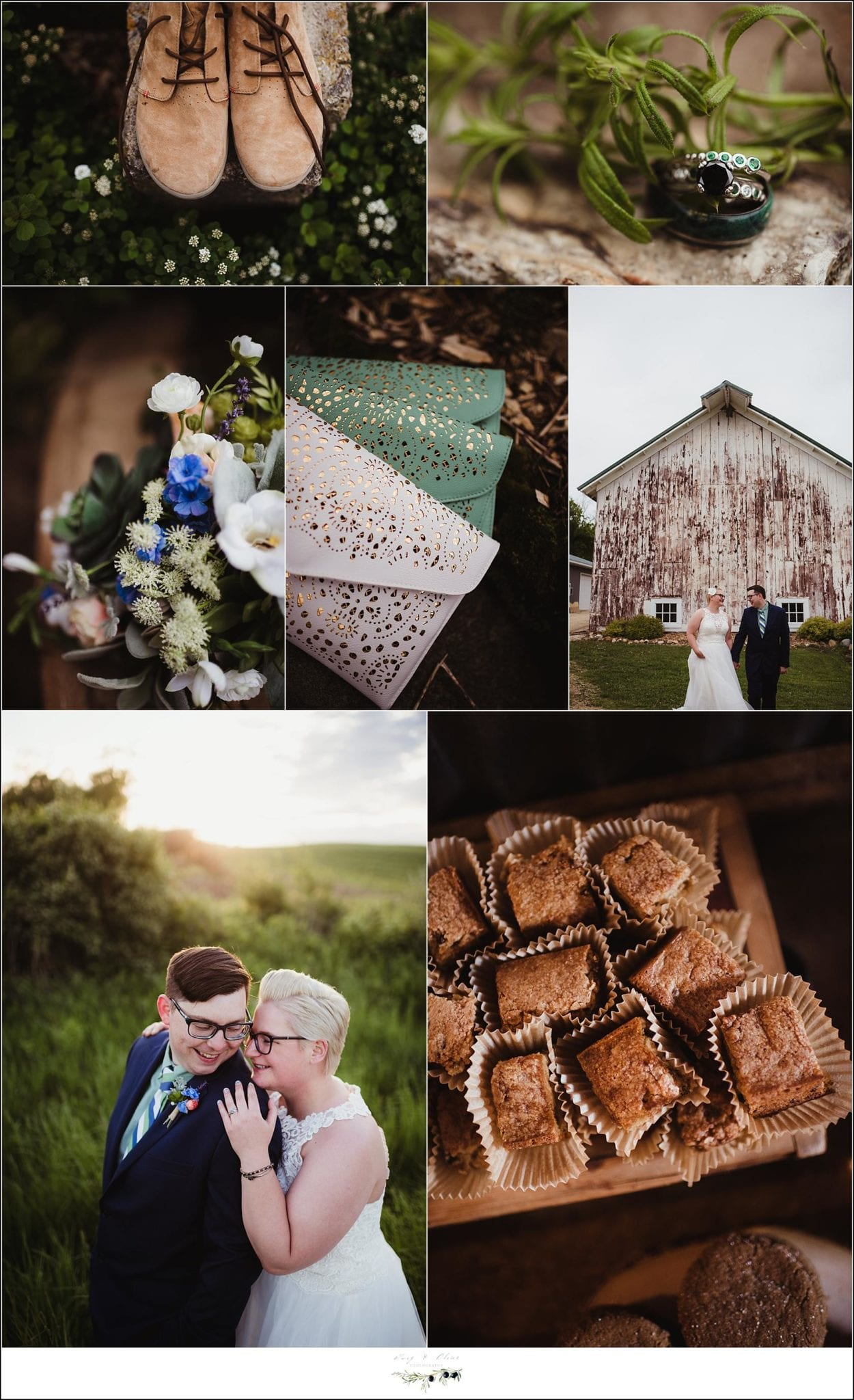 Barn at Harvest Moon Pond Wedding Venue